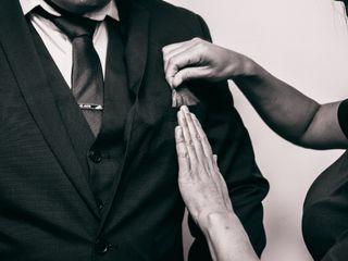 El matrimonio de Madanet y Jaime 3