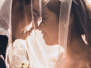 El matrimonio de Madanet y Jaime