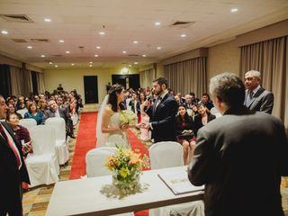 El matrimonio de Francisca y Jaime 1
