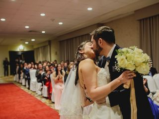 El matrimonio de Francisca y Jaime 2