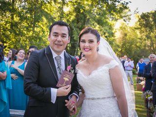 El matrimonio de Sol y Hazael