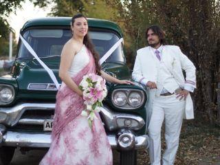 El matrimonio de Marisol  y Miguel Ángel  1