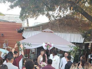 El matrimonio de Marisol  y Miguel Ángel  3