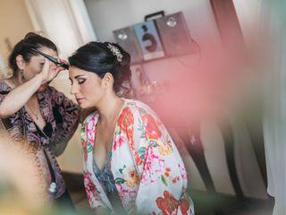 El matrimonio de Camila y Rodrigo 1