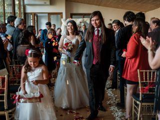 El matrimonio de Alejandra y Alex