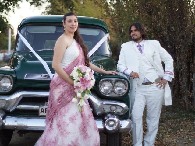 El matrimonio de Marisol  y Miguel Ángel