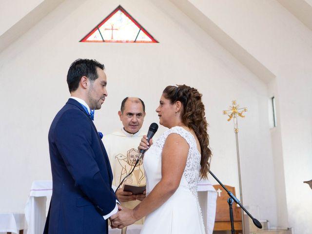 El matrimonio de Felipe y Claudia en Lampa, Chacabuco 12