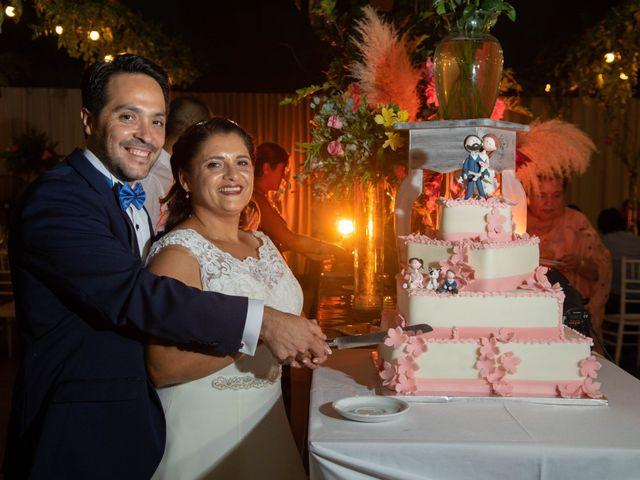 El matrimonio de Felipe y Claudia en Lampa, Chacabuco 20
