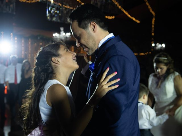 El matrimonio de Felipe y Claudia en Lampa, Chacabuco 21