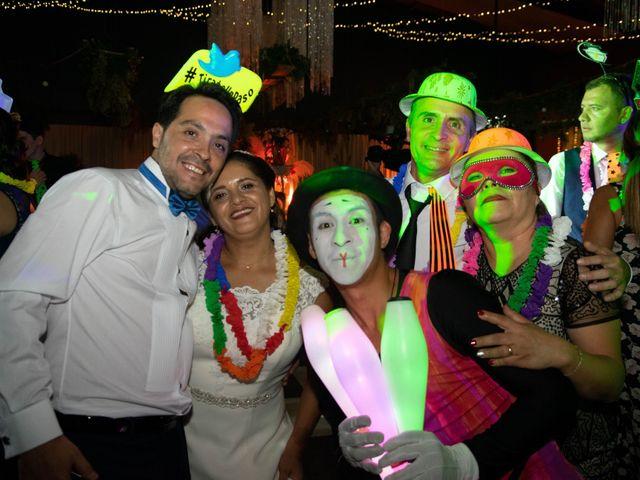El matrimonio de Felipe y Claudia en Lampa, Chacabuco 23