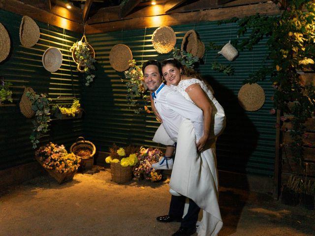 El matrimonio de Felipe y Claudia en Lampa, Chacabuco 24
