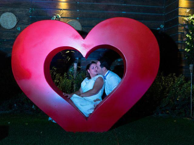 El matrimonio de Felipe y Claudia en Lampa, Chacabuco 25