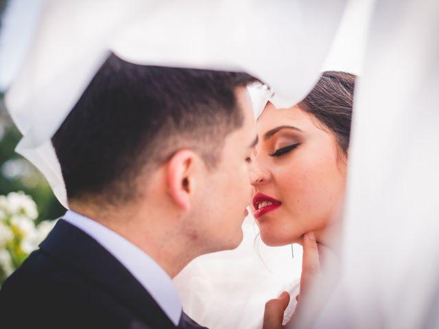 El matrimonio de Vanessa y Ariel
