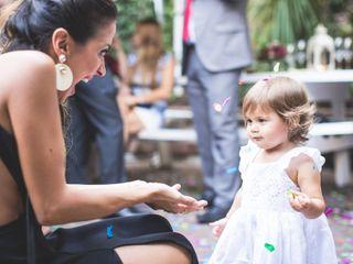 El matrimonio de Lorena y Ignacio 3