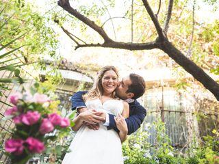 El matrimonio de Lorena y Ignacio