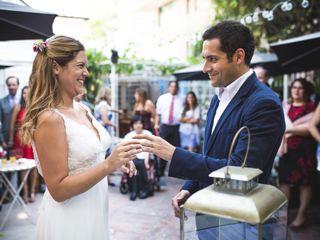 El matrimonio de Lorena y Ignacio 1
