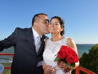 El matrimonio de Sandra y Darwin