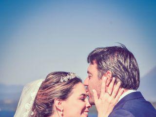 El matrimonio de Mariela y Cristobal 2