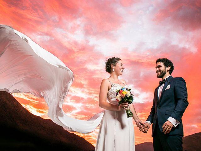 El matrimonio de Natalia y Sebastian
