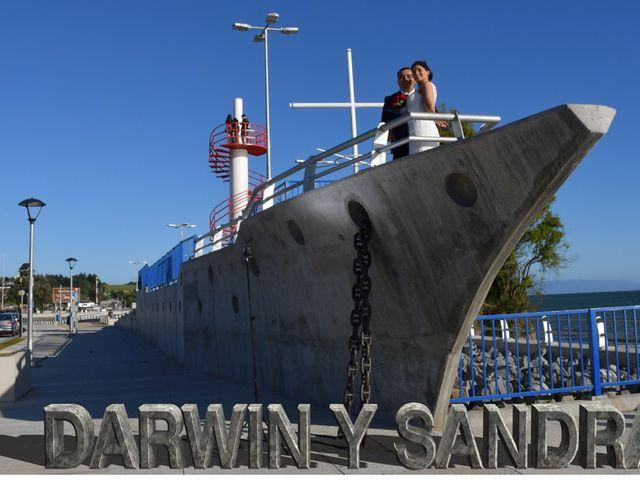 El matrimonio de Darwin y Sandra en Puerto Montt, Llanquihue 1
