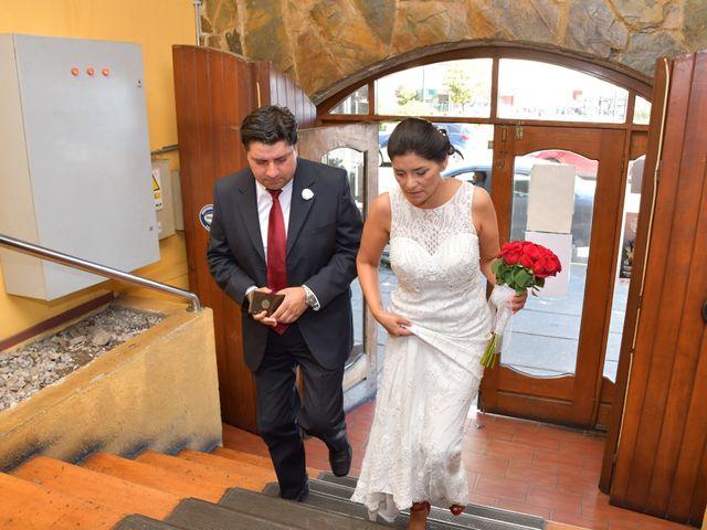 El matrimonio de Darwin y Sandra en Puerto Montt, Llanquihue 13