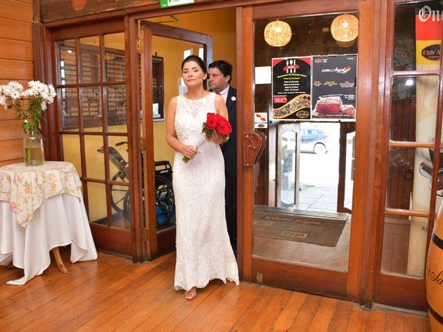 El matrimonio de Darwin y Sandra en Puerto Montt, Llanquihue 14