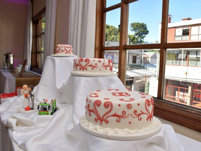 El matrimonio de Darwin y Sandra en Puerto Montt, Llanquihue 17