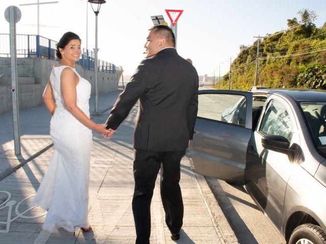 El matrimonio de Darwin y Sandra en Puerto Montt, Llanquihue 22