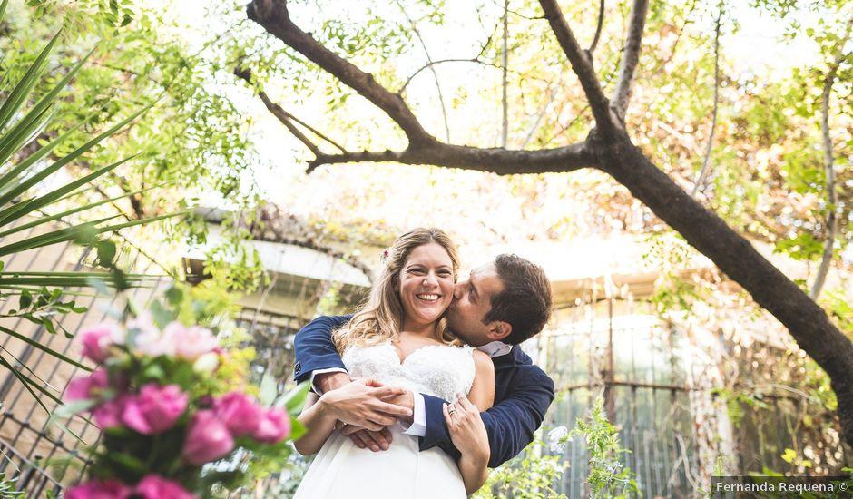 El matrimonio de Ignacio y Lorena en Santiago, Santiago