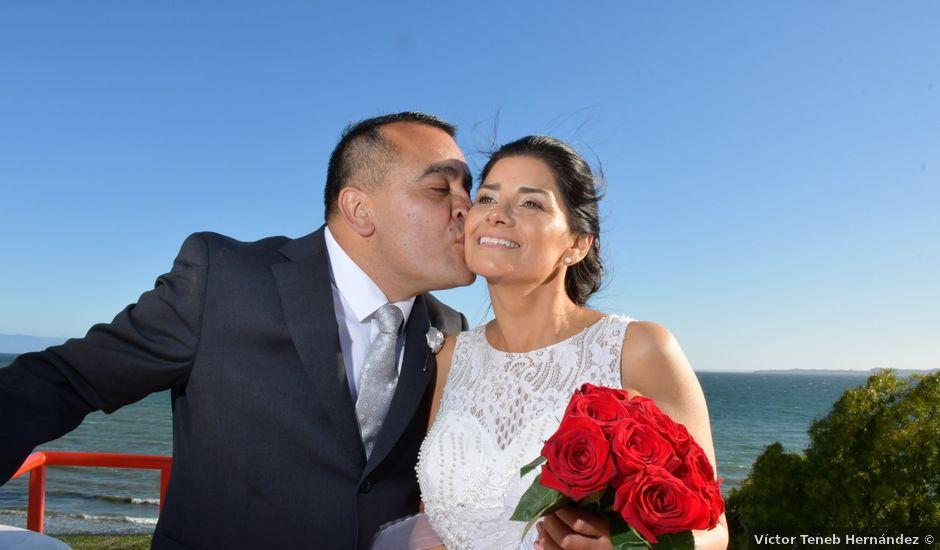 El matrimonio de Darwin y Sandra en Puerto Montt, Llanquihue