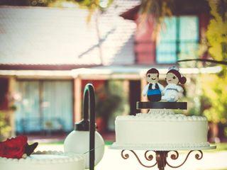 El matrimonio de Nathaly y Esteban 2