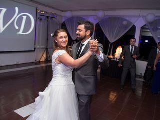 El matrimonio de Laura y Diego
