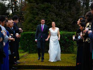 El matrimonio de Tegualda  y Sebastián  1