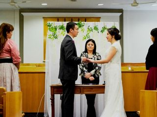 El matrimonio de Tegualda  y Sebastián  2