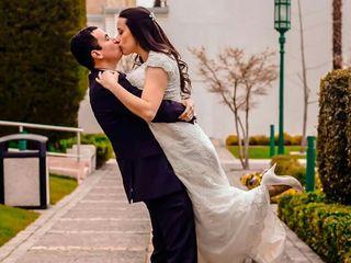 El matrimonio de Tegualda  y Sebastián  3