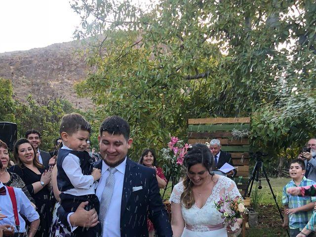 El matrimonio de Cristóbal  y María Jesús  en Vallenar, Huasco 3
