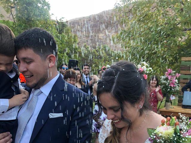 El matrimonio de Cristóbal  y María Jesús  en Vallenar, Huasco 5