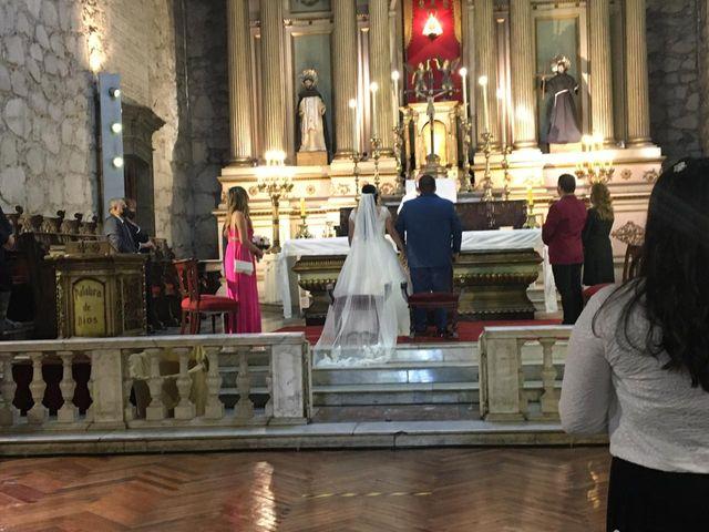 El matrimonio de Carolina  y Mauricio