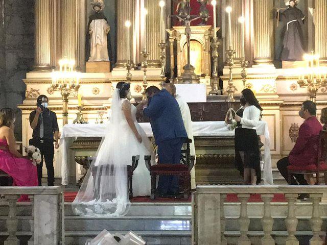 El matrimonio de Mauricio  y Carolina  en Santiago, Santiago 2