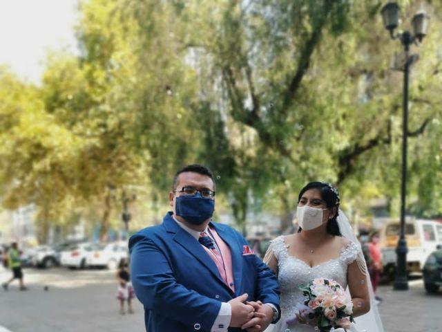El matrimonio de Mauricio  y Carolina  en Santiago, Santiago 12