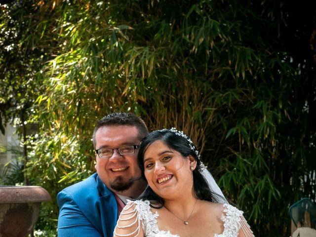 El matrimonio de Mauricio  y Carolina  en Santiago, Santiago 15