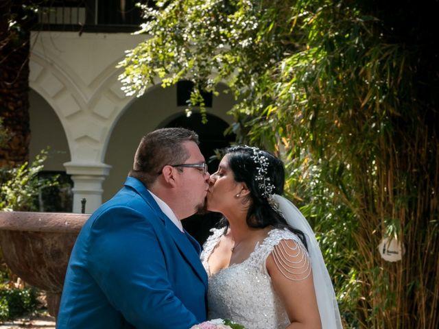 El matrimonio de Mauricio  y Carolina  en Santiago, Santiago 16