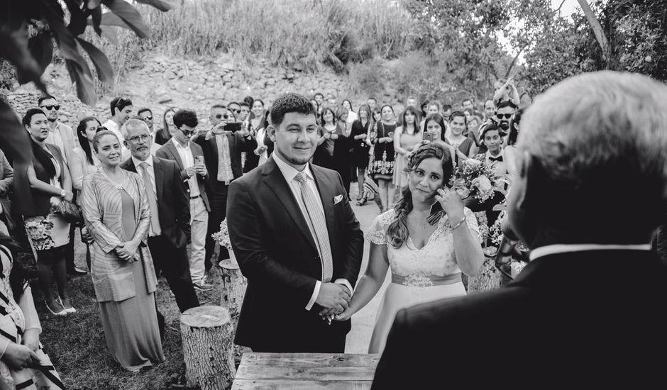 El matrimonio de Cristóbal  y María Jesús  en Vallenar, Huasco