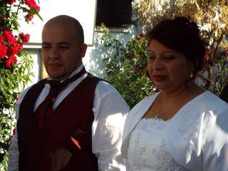 El matrimonio de Gloria  y Alberto