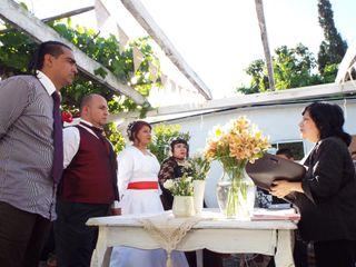 El matrimonio de Gloria  y Alberto 3