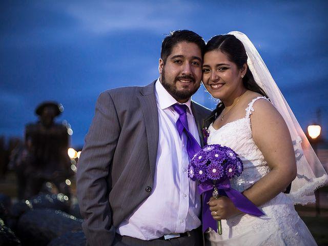 El matrimonio de Natalia y Juan Pablo