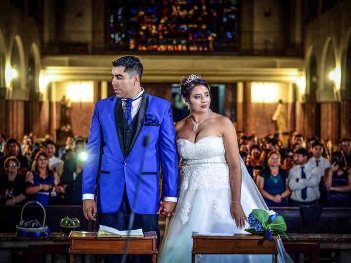 El matrimonio de Sthepanie y Isaias