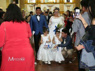 El matrimonio de Macarena  y Francisco 3