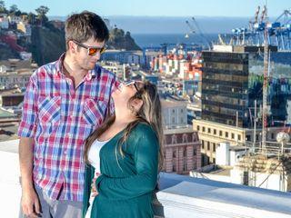 El matrimonio de Macarena y Rodrigo 1