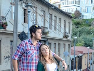 El matrimonio de Macarena y Rodrigo 3